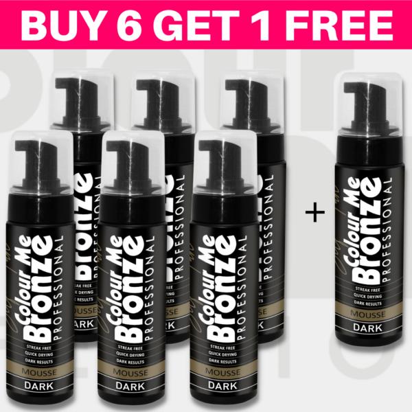 TANblast Bath Bombs – Buy 6 Get 2 Free – Mixed