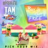 TANsafe Soap - Buy 6 Get 1 Free Mixed
