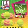 TANblast Bath Bombs - Mixed 6